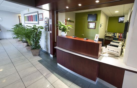 Reception B&B Hotel POITIERS (2)