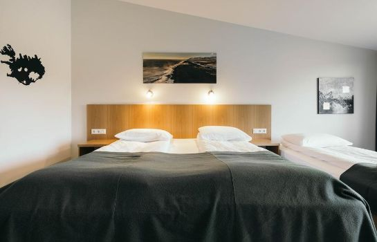 Standardzimmer Hotel Katla by Keahotels