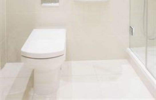 Cuarto de baño Albany House Luxury Serviced Apartments