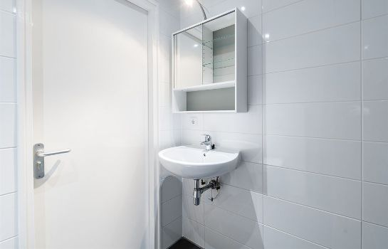 Bagno in camera Harbour Loft Studios