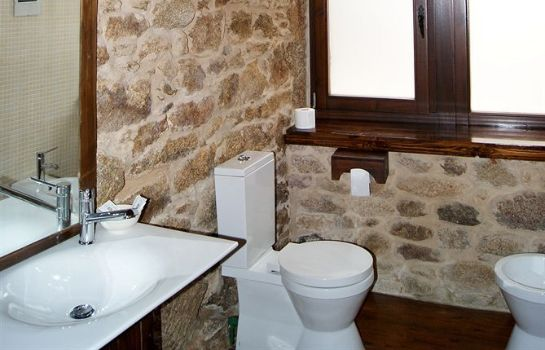 Bathroom Hotel Rural Casal de Mouros