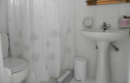 Bagno in camera Studios Diamanto