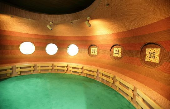 Sauna New Japan Capsule Hotel Cabana - Caters to Men