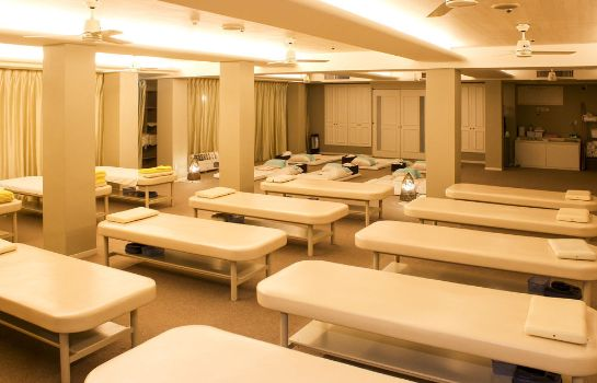 Massageruimte New Japan Capsule Hotel Cabana - Caters to Men