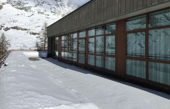 Außenansicht White Apartments Cervinia
