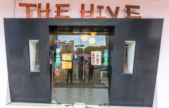 Information The Hive Singapore Hostel