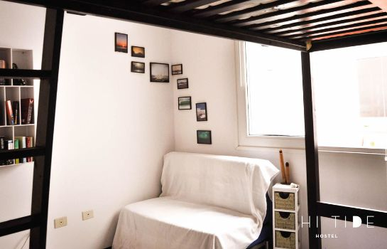 Chambre individuelle (standard) HiTide Hostel