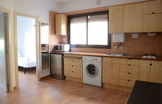 Kitchen in room Beach Apartments