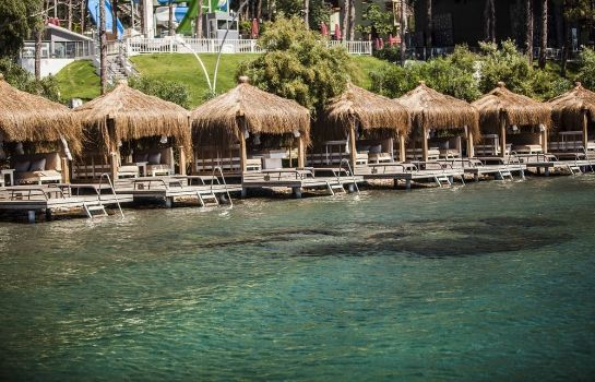 Ogród Sentido Orka Lotus Beach - All Inclusive
