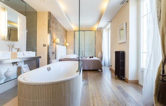 Badezimmer Le Dortoir Multi Storey Luxury Suites