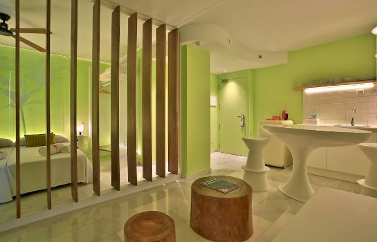Bagno in camera Tropicana Ibiza Suites