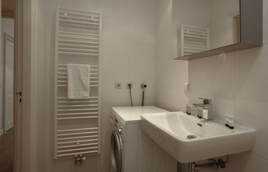 Cuarto de baño Stayci Apartments Grand Place