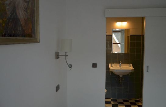 Bagno in camera Guesthouse Pickery