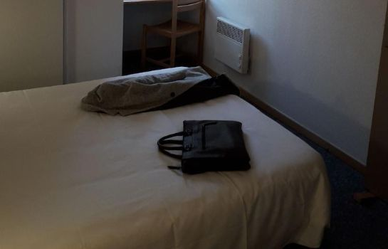 chambre standard FastHotel Montpellier Ouest