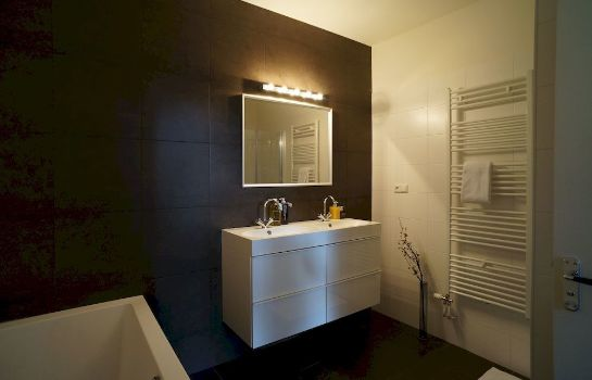 Bagno in camera Stayci Apartments Luther Deluxe