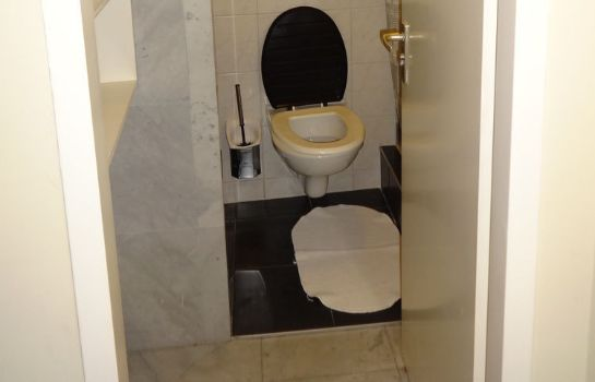 Bagno in camera Hotel Studio's Archipel