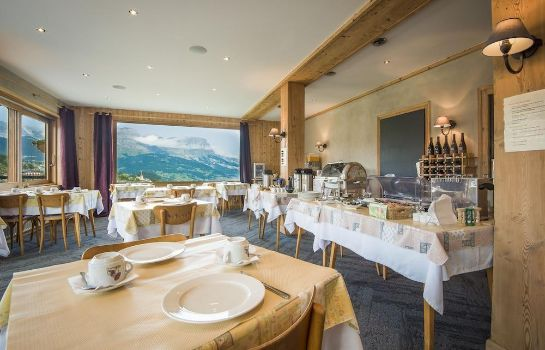 Restaurant Caprice Des Neiges