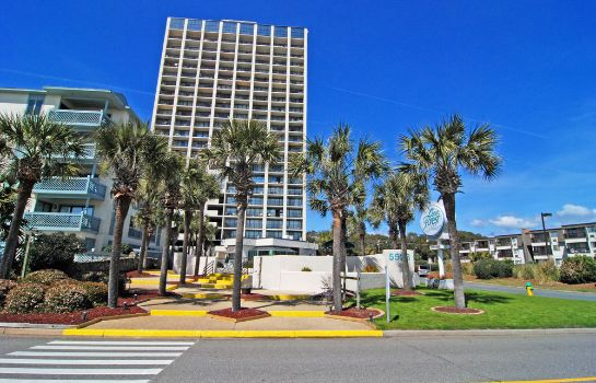 Buitenaanzicht Ocean Forest Plaza by Palmetto Vacation Rental