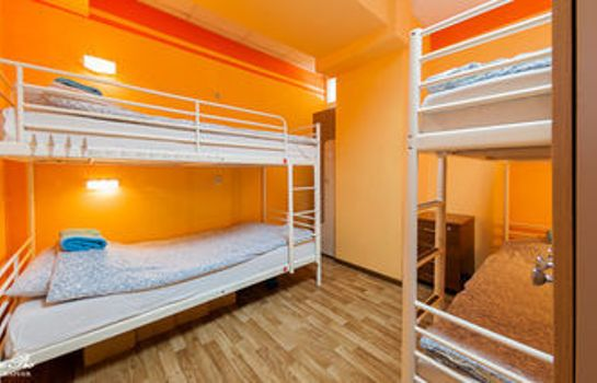 chambre standard Bear Hostel on Arbatskaya
