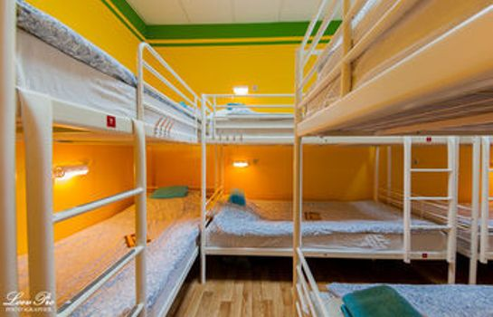 Standardzimmer Bear Hostel on Arbatskaya