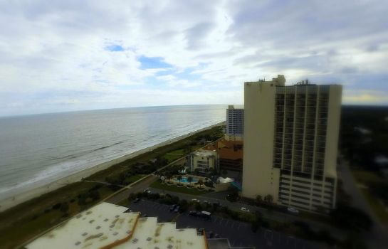plage Ocean Forest Plaza by Palmetto Vacation Rental