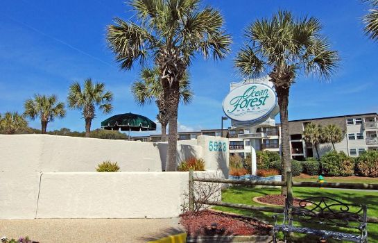 Entorno Ocean Forest Plaza by Palmetto Vacation Rental