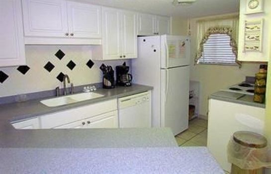 Keuken in de kamer Ocean Forest Plaza by Palmetto Vacation Rental