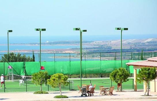 Tennisplatz Aphrodite Hills Golf & Spa Resort Residences - Apartments