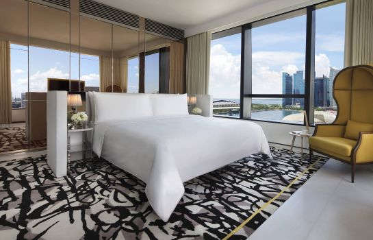 Suite JW Marriott Hotel Singapore South Beach