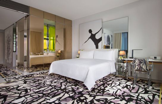 Kamers JW Marriott Hotel Singapore South Beach