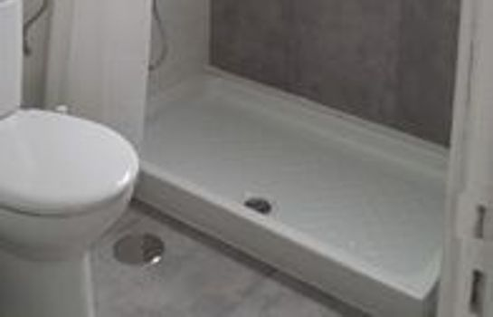 Bagno in camera Apartament Garardi