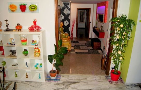 Vista all'interno B&B Verona23