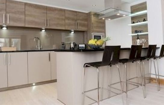 Kitchen in room Beaconsfield