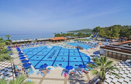 Widok zewnętrzny Kustur Club Holiday Village - All Inclusive