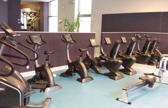 Instalaciones deportivas Canary Wharf Luxury Riverside Apartments