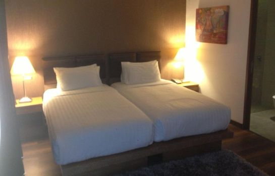 chambre standard Action Point Fitness Resort
