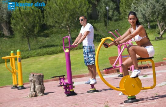 Obiekty sportowe Kustur Club Holiday Village - All Inclusive