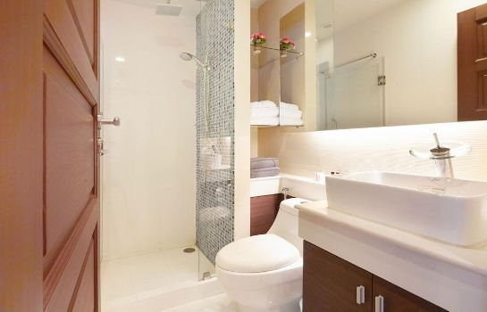 Bagno in camera Art Patong Residence