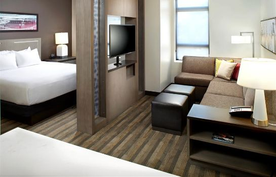 Suite Hyatt House Pittsburgh/Bloomfield/Shadyside