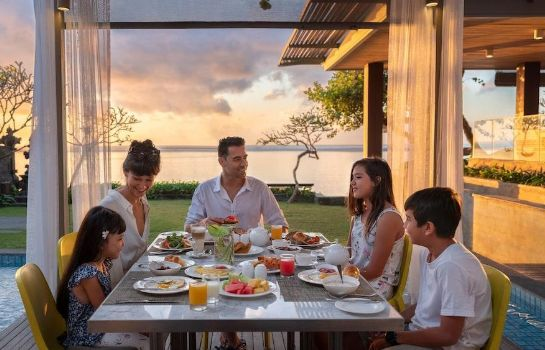 Breakfast room Maya Sanur Resort & Spa