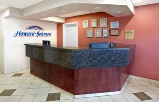 Hall Howard Johnson Inn Red Deer