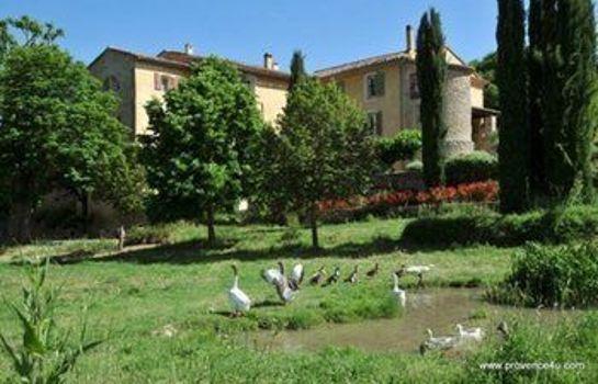 Garten Provence hotel une cagne en provence in bras hotel de