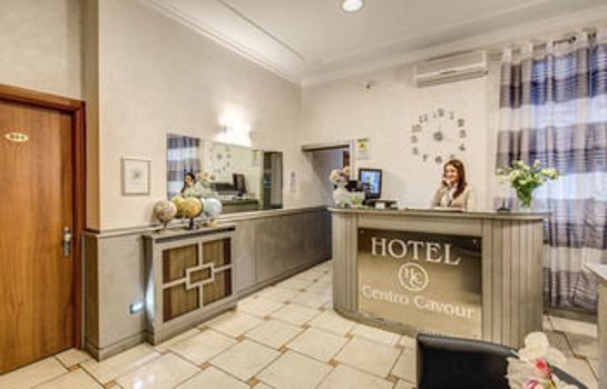 Empfang Hotel Centro Cavour