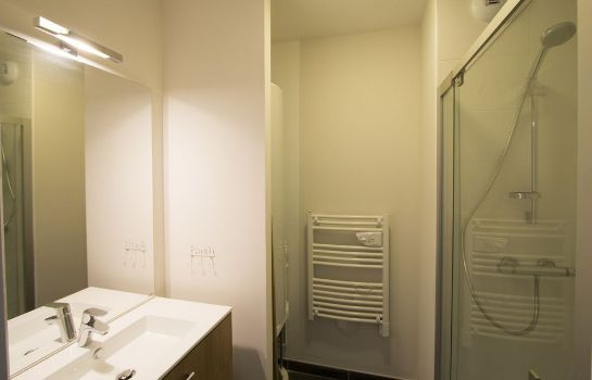 Bagno in camera Holiday Suites Bray-Dunes Etoile de mer
