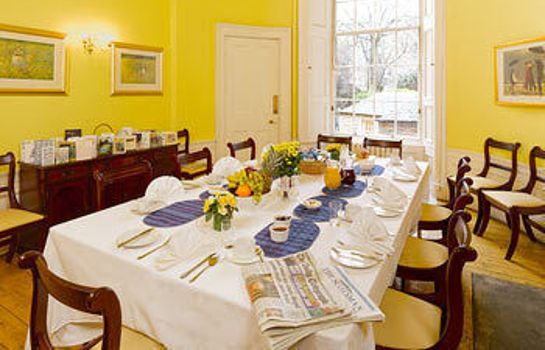 Breakfast room Inchgrove House