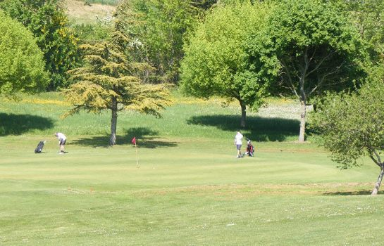 Golfbaan Les Belleme Golf Apartments