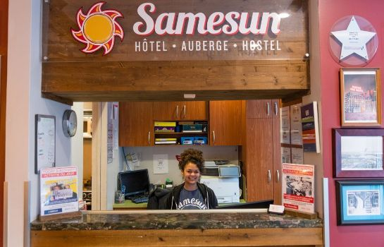 Reception Samesun Montreal Central