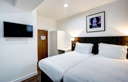 Chambre individuelle (standard) The Bridewell