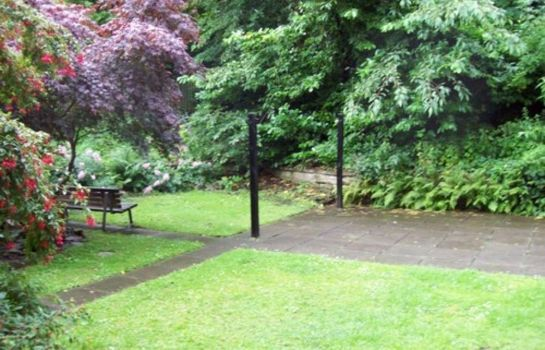 Garden Edinburgh Reserve Apartments Stockbridge