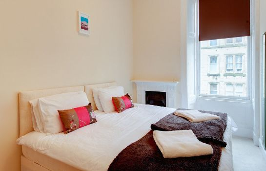 Information Edinburgh Reserve Apartments Stockbridge